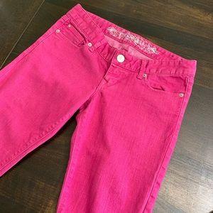 Pink Express Jean Leggings